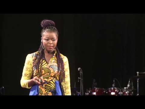 Ending conflict in Northern Ghana the right way | Elizabeth Kanburi Bidzakin | TEDxAccra