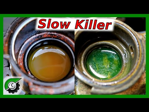 Is This Wrecking Your Engine?? Coolant Test