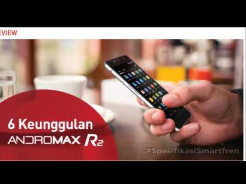 Spesifikasi dan Harga Smartfren Andromax R2 #SpesifikasiSmartfren