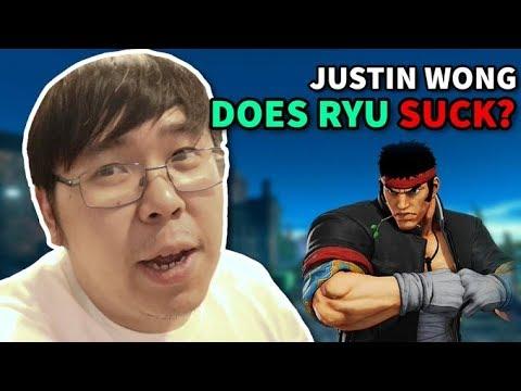 RYU IS BOTTOM 5 IN STREET FIGHTER V