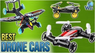 8 Best Drone Cars 2018