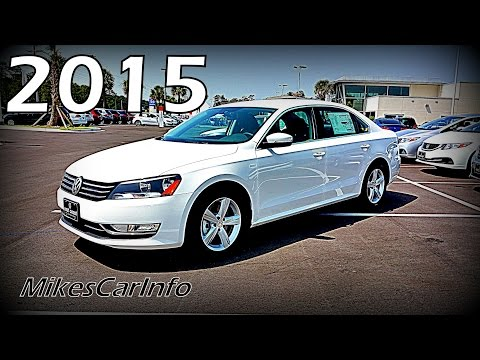 2015 Volkswagen Passat | Read Owner and Expert Reviews