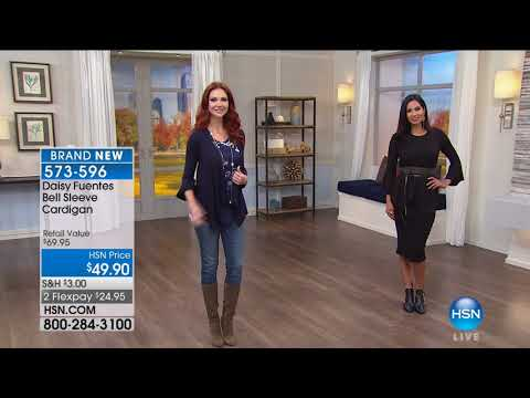 HSN | Daisy Fuentes Fashions 09.26.2017 - 07 PM