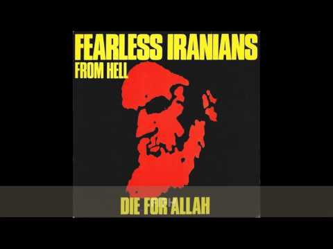 Fearless Iranians from Hell [1987] Die For Allah