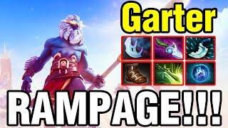RAMPAGE!!! - Garter Plays Phantom Lancer - Dota 2