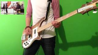 Fall Out Boy Thnks fr th Mmrs Bass Cover
