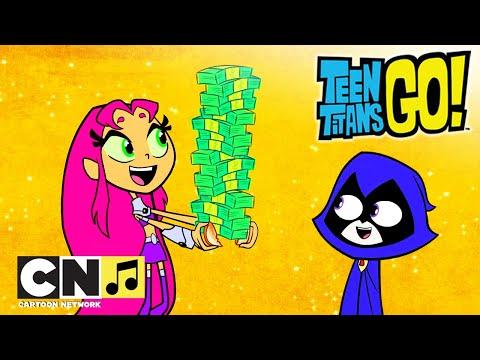 Młodzi Tytani: Akcja! ♫ Łam to ciacho♫ Cartoon Network