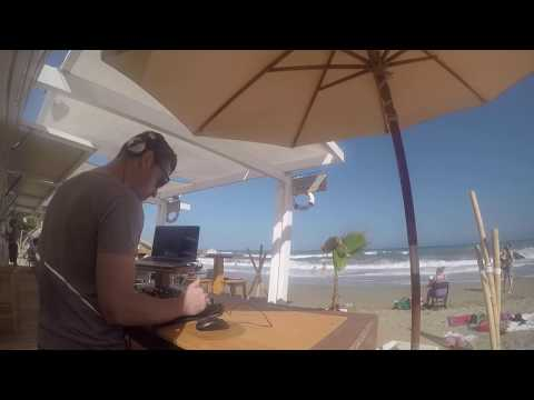 Latin House music mix by Jose Ródenas DJ | Senses Beach Club (16-07-03)