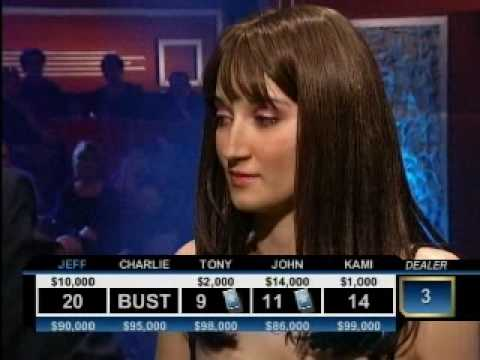 World Series of Blackjack Final Table - Part 1