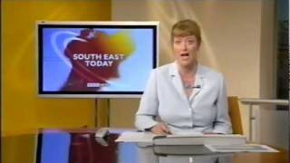 BBC South East Today titles - 2003