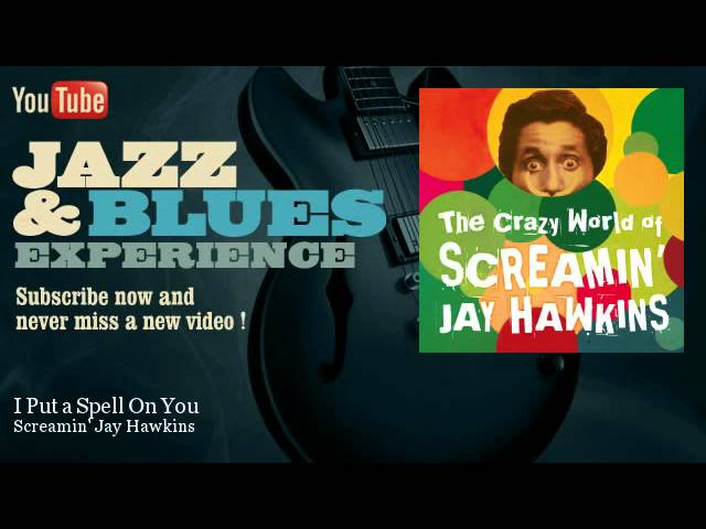 Screamin' Jay Hawkins - I Put a Spell On You - Videocover