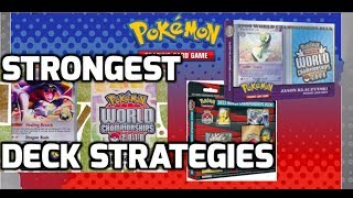 Strongest Deck Strategies in the Pokemon TCG!!