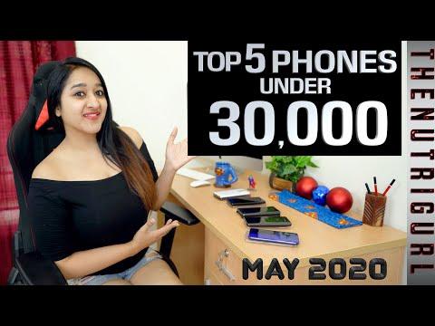 Top 5 Phones Under 30000 In MAY 2020