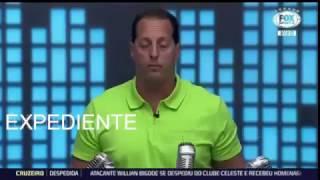 TRETA Benjamim Back X Flávio Gomes !! FOX SPORTS RADIO 19/01/2017