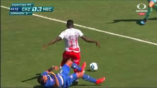 Resumen | Cruz Azul 4 - 0 Necaxa | Super Copa MX - 2019