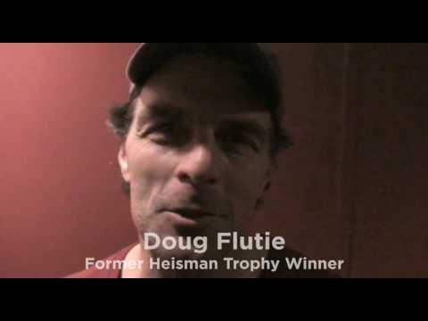 Doug Flutie Endorses Scott Brown