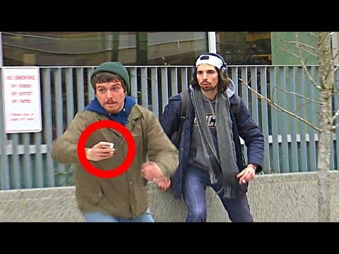 No Smoking Prank Part 2
