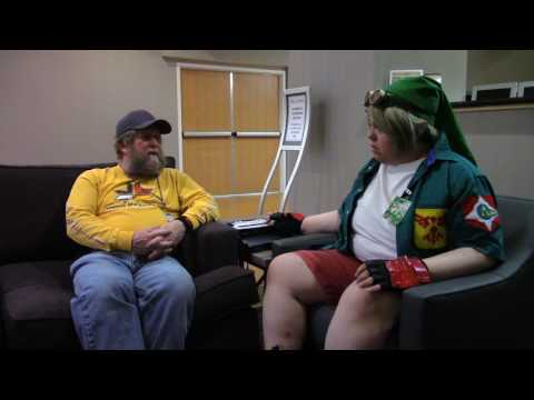 Omni Fandom Expo 2017 Paul St. Peter Interview