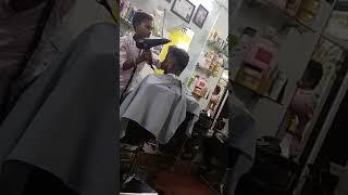 Welcome men's parlour.sunil Jagtap.hair cut and massage