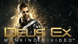 Deus Ex: Mankind Divided - PC Gameplay - Max Settings