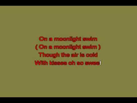 MOONLIGHT SWIM 713694 [karaoke]