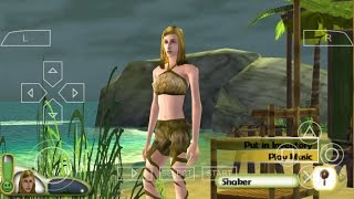 Sims 2 Castaway PSP on Android