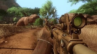 Far Cry 2 ● Aggressive Gameplay [3]