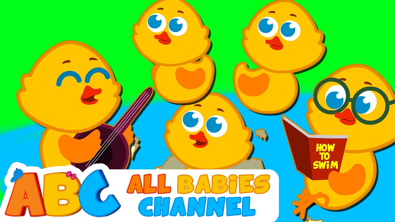 Five Little Ducks And More Nursery Rhymes For Children