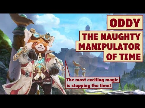 King's Raid - Oddy The Naughty Manipulator Of Time Review