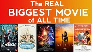 Real Biggest Movie of All Time Is Not What You Think