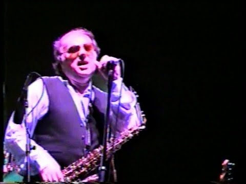 Van Morrison, A Town Called Paradise, Northampton 26 SEP 1992