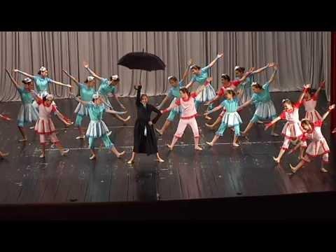 JAZZ DANCE -- Plesni studio Edite Cebalo -- kids