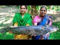 Walking Catfish Recipe: Walking Catfish Cooking Recipe for Village Kids | Village Food Factory