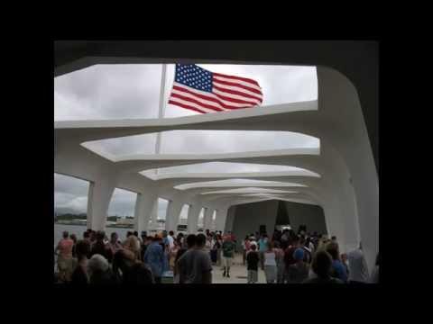 USS Arizona Memorial - Honolulu - Hawaii - USA - United States