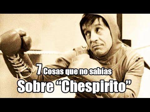 7 cosas que no sabías sobre Chespirito