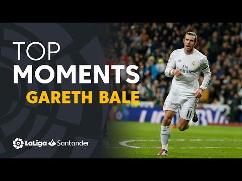 Gareth Bale: Golazos Con El Real Madrid En LaLiga Santander