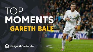TOP 25 GOALS Gareth Bale in LaLiga Santander