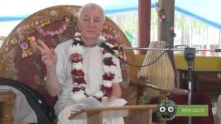Чайтанья Чандра Чаран дас - БГ 15.17 Господь пребывает в сердце каждого