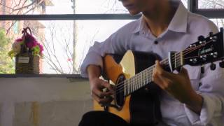 (Sungha Jung) Fairy Tale - Sungha Jung