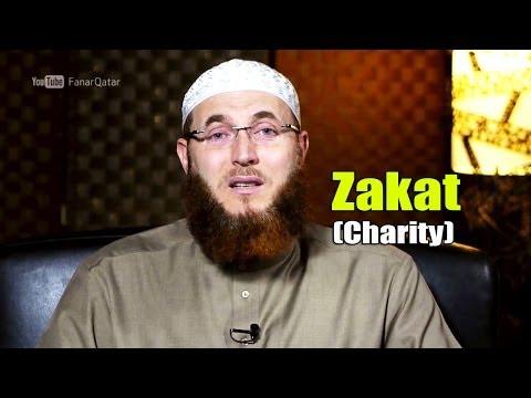 Zakat (Charity) - Dr. Muhammed Salah