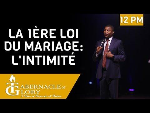 Pasteur Gregory Toussaint | La 1ère Loi du Mariage: L'intimité I 12:00 PM | TG