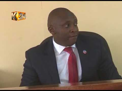 Nyeri Politician in court over infringement of copyright laws during polls