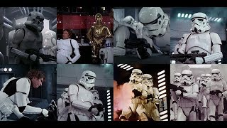 Stormtrooper Reference Images for your Armour Build - S01E01