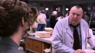 ER - Frank meets Rachel Greene