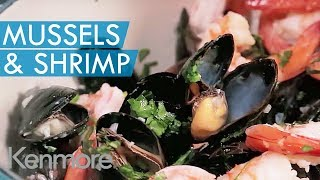 Mussels and Shrimp Recipe