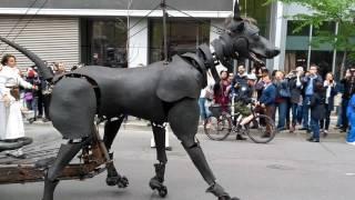 Royal de Luxe à Montreal
