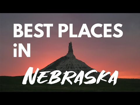 10 Best Travel Destinations in Nebraska USA