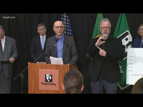 Dr. Jeff Duchin Updates The Coronavirus Outbreak In The Seattle-King County Area