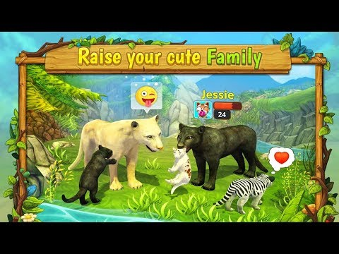 Puma Family Sim Online Android Gameplay HD