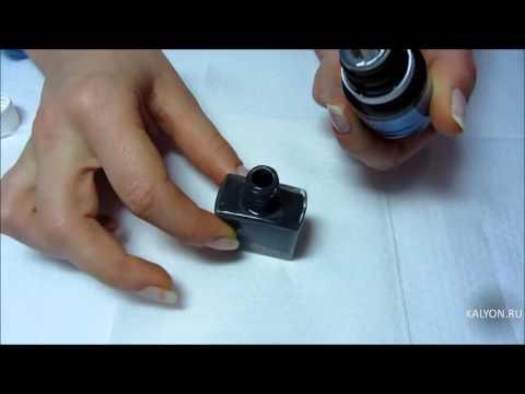 Восстановление лаков для ногтей